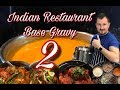 Indian Restaurant Base Gravy 2 - FULL Tutorial and Method - Al's Kitchen