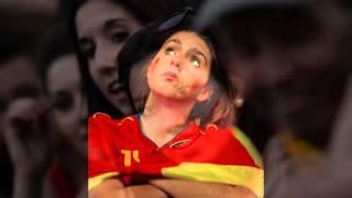 جميلات إسبانيا هولاندا و البرازيل في مونديال 2014
