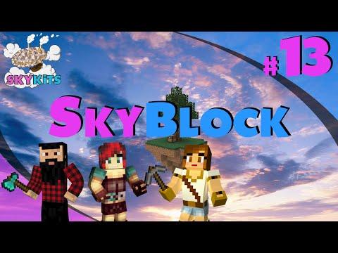[Minecraft] Skykits #13 - Dix Mille !
