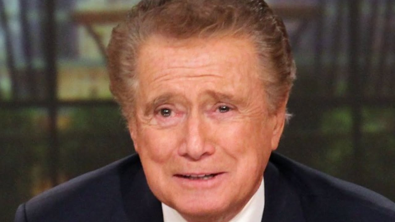 The Untold Truth Of Regis Philbin