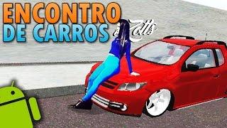 Corrida Livre Multiplayer (ANDROID) - Encontro de Carros Rebaixados