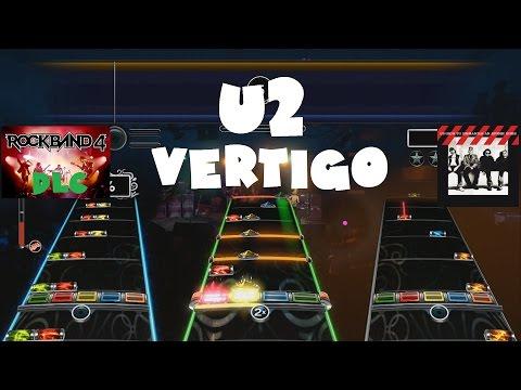 U2  Vertigo  Rock Band 4 DLC Expert Full Band December 22nd, 2015