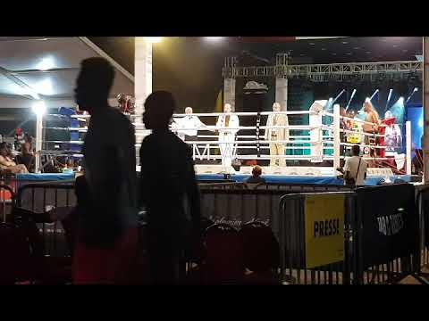 Gala de BOXE (Championnat) - Sénégal - 20/10/2018