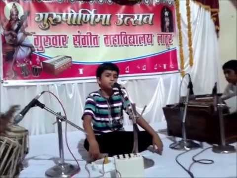 Anurag Sonar-Magto mi Panduranga fakt ek daan-