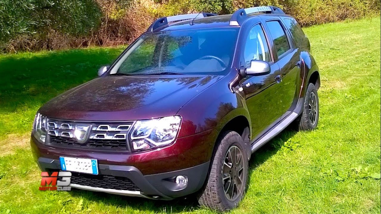 new dacia duster 4wd family edition 2017 first test drive off road only sound youtube. Black Bedroom Furniture Sets. Home Design Ideas