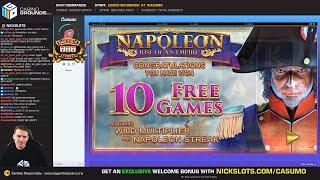 Casino Slots Live - 08/03/19 *BONUS HUNT*