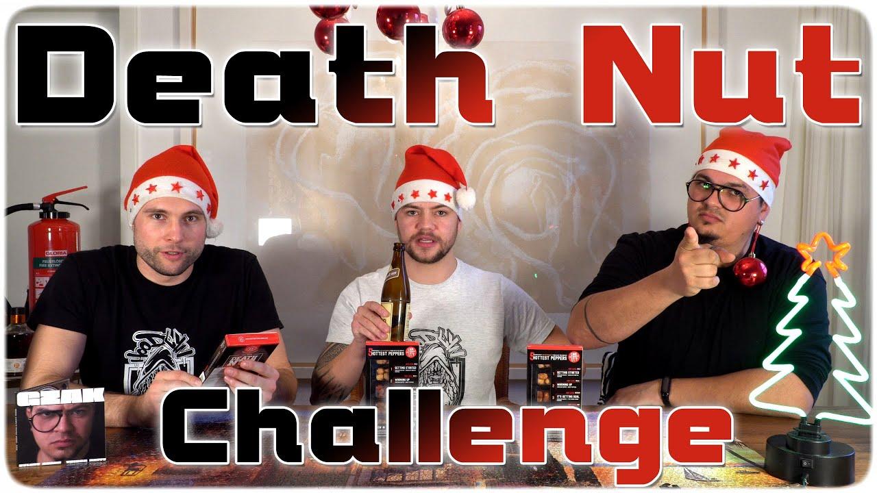Die Death Nut Challenge