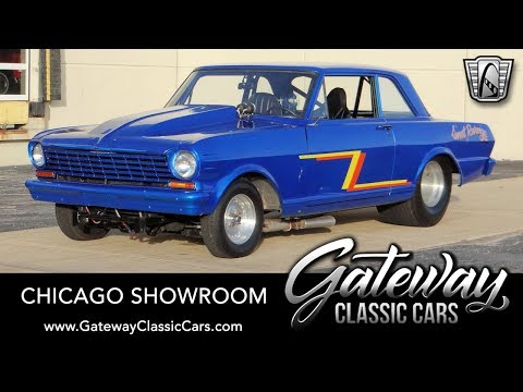 1963 Chevrolet Nova - Gateway Classic Cars #1610 Chicago
