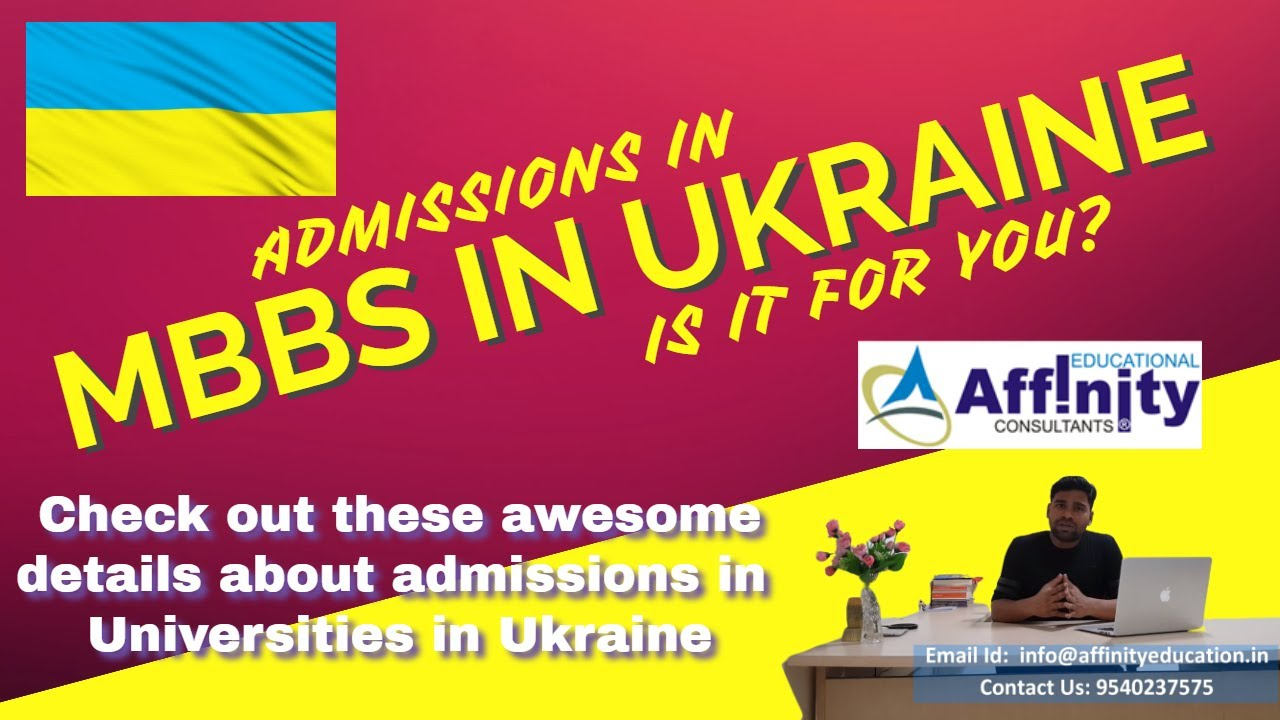 Best Medical Colleges to Study MBBS in Ukraine | MBBS Admission Abroad