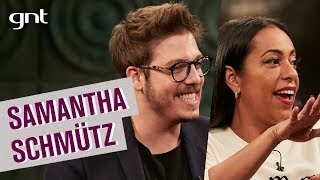 Melhores Momentos: Samantha Schmutz e o fora do mexicano em Miami | Que História É Essa, Porchat?
