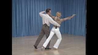 American Smooth Open Bronze Tango Variations