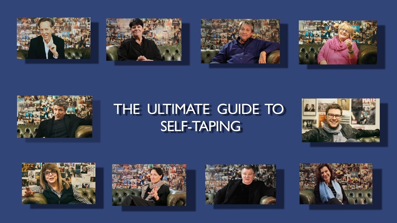 Bow Street Meets - The Ultimate Guide to Self-Taping - YouTube