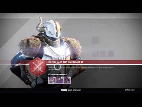 Destiny: The Dawning Song