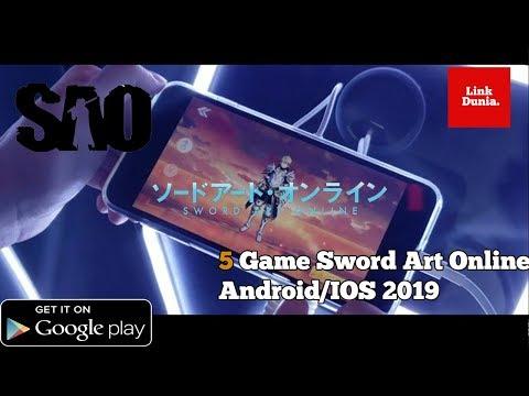 5 Game Sword Art Online Android Terbaik & Terbaru 2019 | Game SAO Terbaik Android