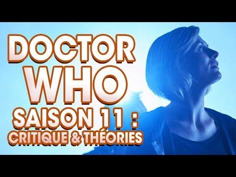 Doctor Who saison 11 : critique et Théories