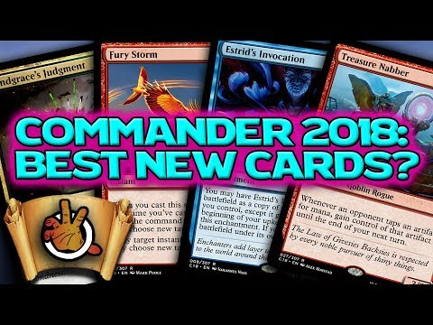 C18: Best New Cards   The Command Zone #225   Magic: the Gathering Commander/EDH Podcast