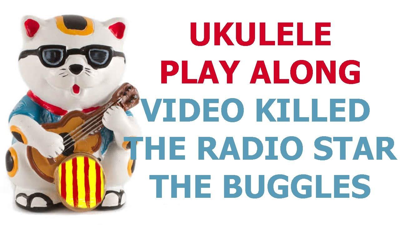 Car Radio Ukulele Cover
