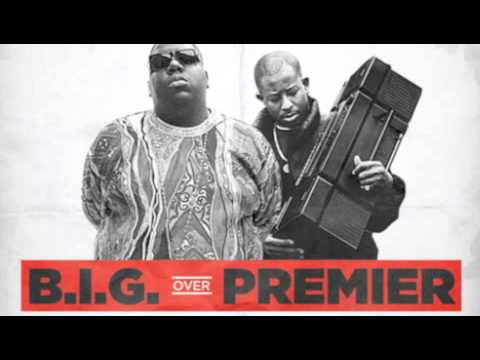 DJ FinesseNYC BIG Over Premier's Beats