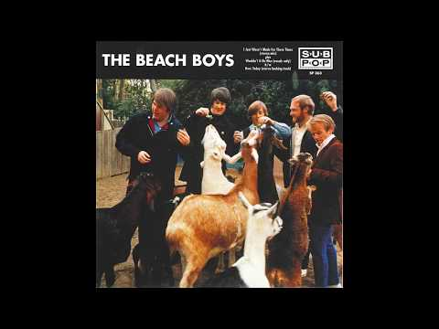 "Beach Boys – ""Here Today"" (stereo backing track) (Sub Pop) 1996 mp3"