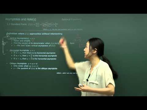 [SAT Subject Test Math Level 2]: Rational Functions