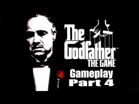 The Godfather Gameplay part 4 - Saving Don Corleone from the hospital!