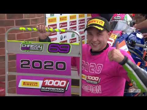 Pirelli National Superstock 1000 Championship, Brands Hatch GP Race