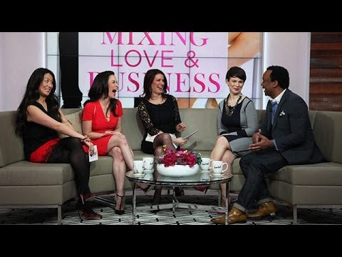 Work & Love on CTV's The Social