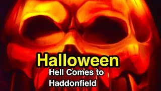 Halloween: Hell Comes To Haddonfield - Halloween Horror Nights 2016 Universal Studios