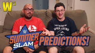 Video WWE Summerslam 2018 Predictions | Wrestling With Wregret download MP3, 3GP, MP4, WEBM, AVI, FLV Agustus 2018