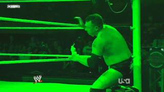 WWE - Cole with Triple H