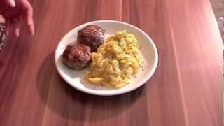 Sehr Leckeres Kartoffelsalat Rezept - Potato Salad Recipe - La Ricceta Insalata Di Patate
