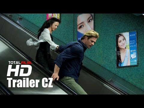Hacker (2015) CZ HD trailer