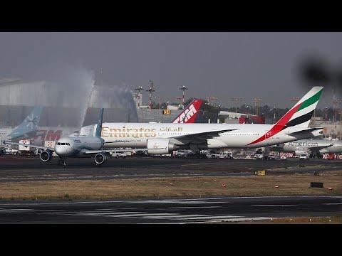 شاهد: أطول رحلة لطيران الإمارات باتجاه المكسيك  - نشر قبل 52 دقيقة