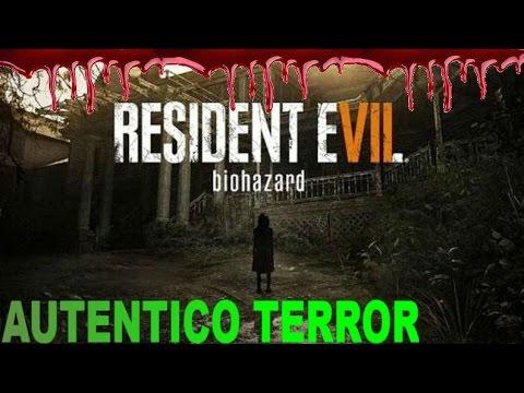 Resident evil 7 VR(primeros pasos)