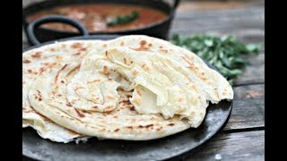 [ENG] Indian Paratha / خبز البراتا الهندي - CookingWithAlia - Episode 570