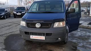 Volkswagen Transporter 2009 года, пробег 442 000 км, обзор автомобиля в Альянс Select.