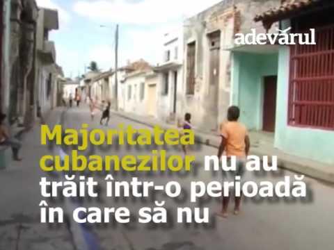 """Fidel Castro a murit. """"El Lider Maximo"""" avea 90 de ani"""