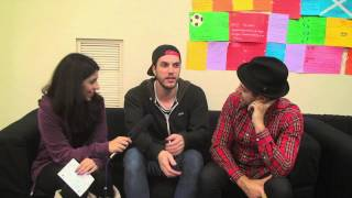 Interview with Young Guns