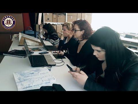 Printmaking Laboratory at Albanian University - Tirana #2