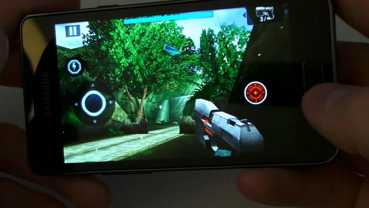 jeux pour samsung galaxy s gt-i9000