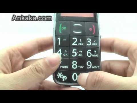 How to Use BigBigFone: Senior Cell Phone, Big Keyboard, Loud Speaker, Dual Sim, Quad Band