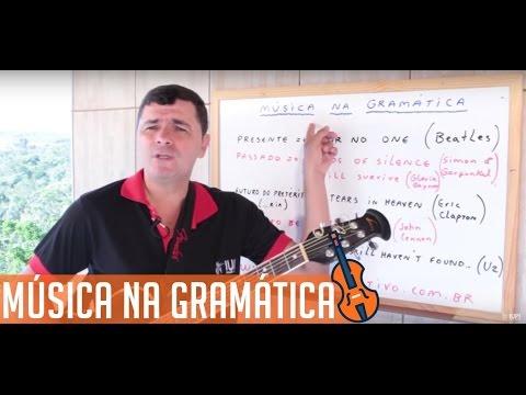 Aprender GRAMÁTICA do INGLÊS com Música - Aula Prática - 2000 LIKES