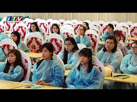 Khóa đào tạo chuyên sâu công nghệ cao ASIA 2017 tại Cần Thơ