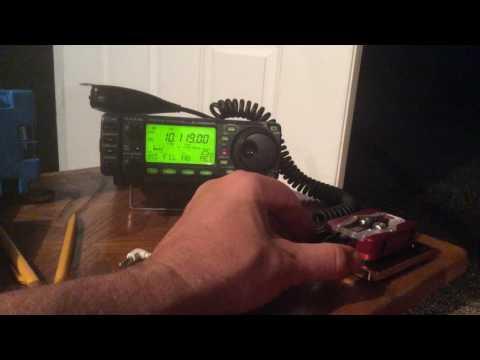 Calling CQ - Ham Radio - AA3II