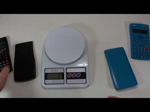 calculadora cientifica Joinus VS Casio