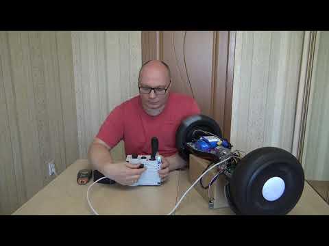 Прошивка гироскутера в гиро багги 3 часть