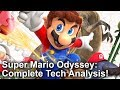 Super Mario Odyssey on Switch: The Complete Tech Analysis