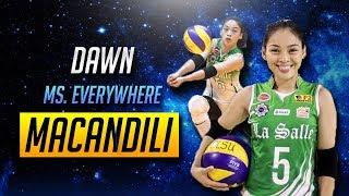 Best of DAWN MACANDILI - Volleyball Highlights [HD]