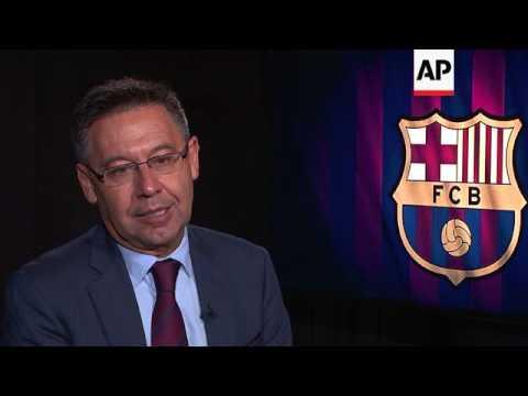 FC Barcelona: Neymar Not For Sale