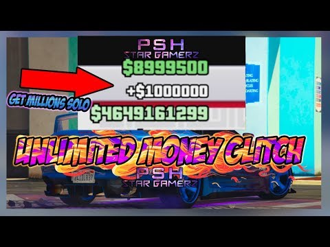 I Found A NEW GTA 5 Money Glitch *SOLO* 1.46 money glitch (gta 5 Online)